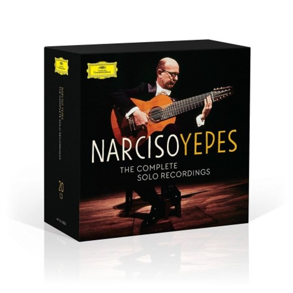 Narciso Yepes: The Complete Solo Recordings | Deutsche Grammophon 94797316
