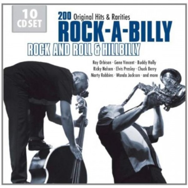 Rock-A-Billy Vol.2: Rock and Roll & Hillbilly | Documents 233313