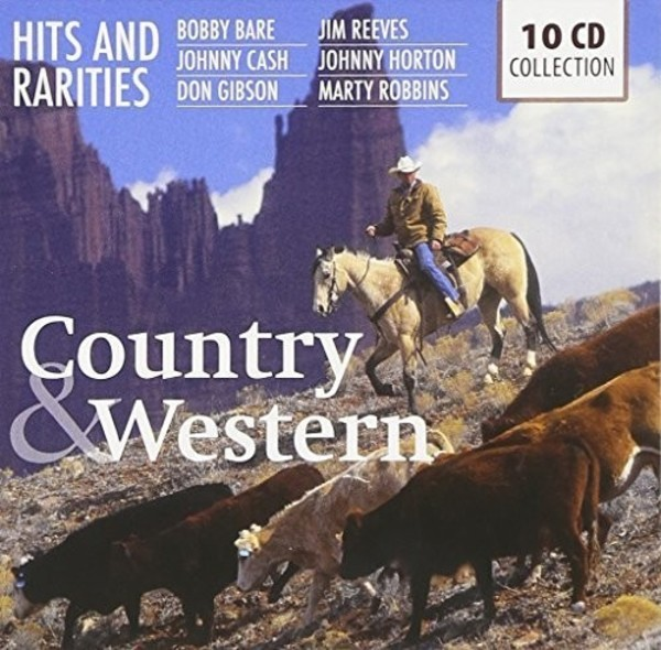 Country & Western: 200 Hits and Rarities | Documents 233325