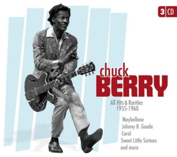 Chuck Berry: All Hits & Rarities (1955-1960) | Documents 233431
