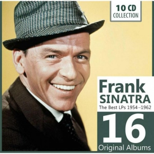 Frank Sinatra: 16 Original Albums - The Best LPs 1954-1962 | Documents 600231
