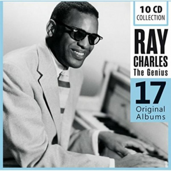 Ray Charles: The Genius - 17 Original Albums | Documents 600249