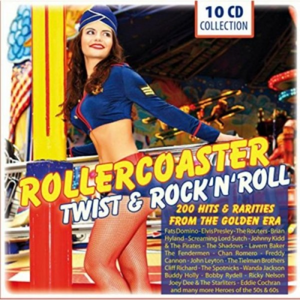 Rollercoaster: Twist & Rock 'n' Roll - 200 Rarities from the Golden Era | Documents 600250