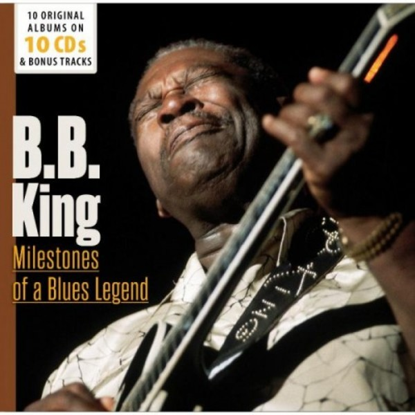 B.B. King: Milestones of a Blues Legend | Documents 600267