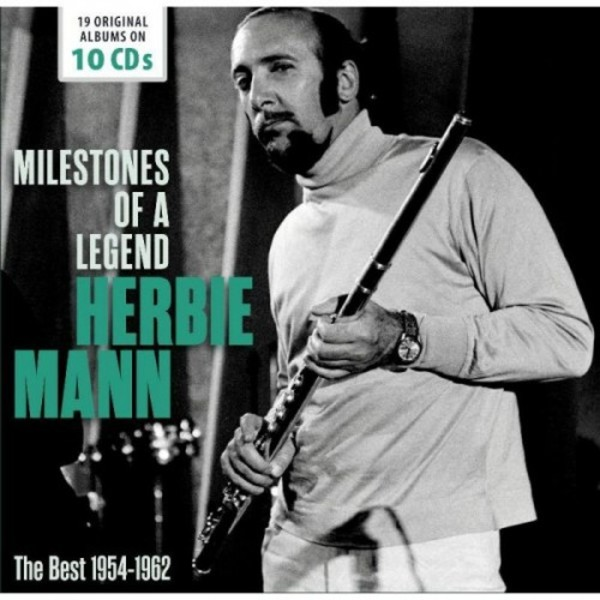Herbie Mann: Milestones of a Legend - The Best 1954-1962 | Documents 600282
