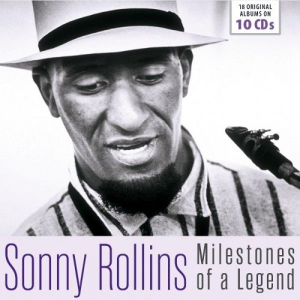 Sonny Rollins: Milestones of a Legend | Documents 600283
