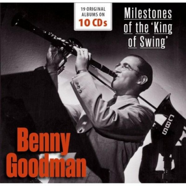 Benny Goodman: Milestones of the 'King of Swing' | Documents 600291