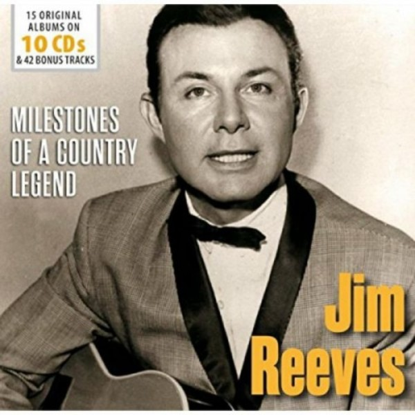 Jim Reeves: Milestones of a Country Legend | Documents 600298