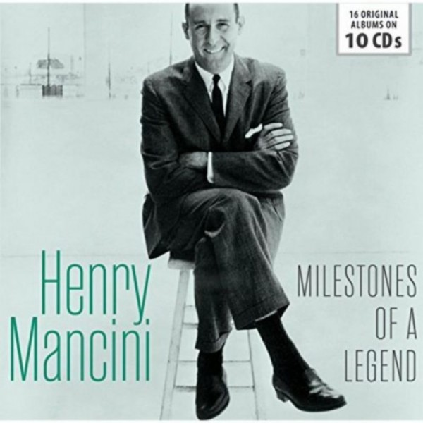 Henry Mancini: Milestones of a Legend | Documents 600314