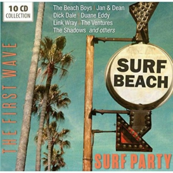 Surf Party: The First Wave | Documents 600319
