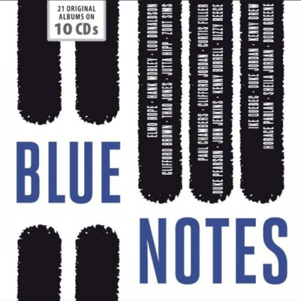 Blue Notes | Documents 600353