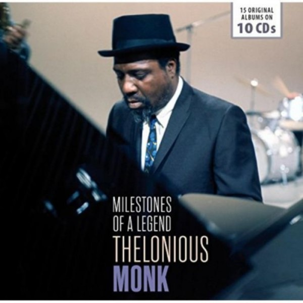 Thelonious Monk: Milestones of a Legend | Documents 600356