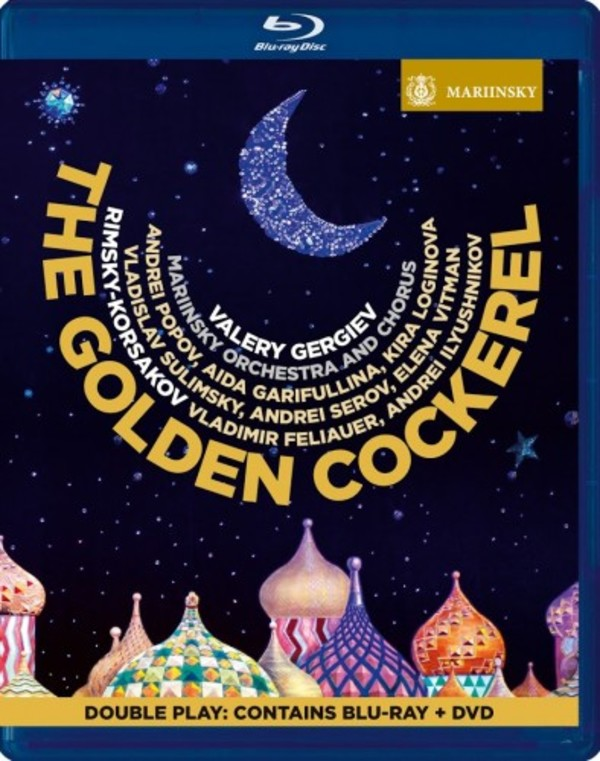 Rimsky-Korsakov - The Golden Cockerel (DVD + Blu-ray)