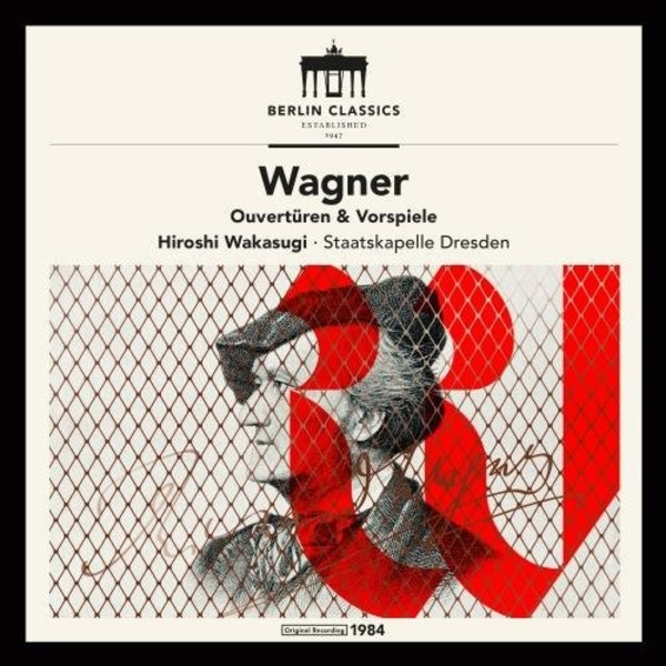 Wagner - Overtures & Preludes | Berlin Classics 0300923BC