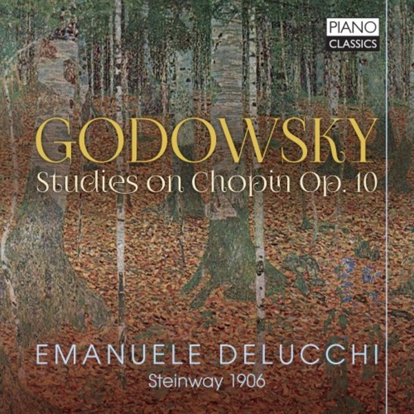Godowsky - Studies on Chopin op.10 | Piano Classics PCL0122