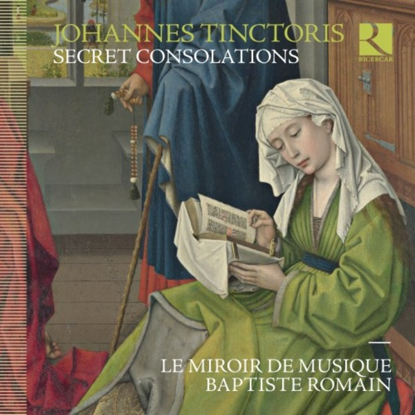 Tinctoris - Secret Consolations | Ricercar RIC380
