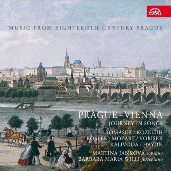Prague - Vienna: Journey in Songs