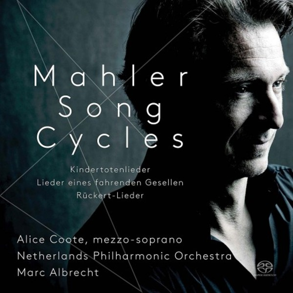Mahler - Song Cycles | Pentatone PTC5186576