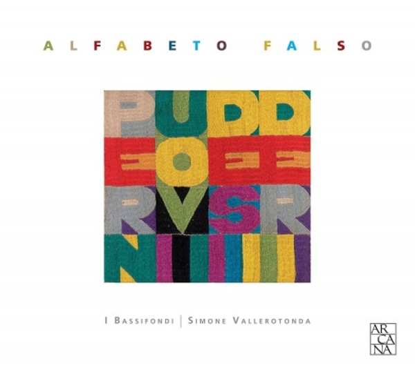 Alfabeto falso: Music for Guitar & Theorbo | Arcana A435