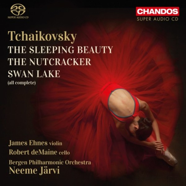 Tchaikovsky: The Complete Ballets
