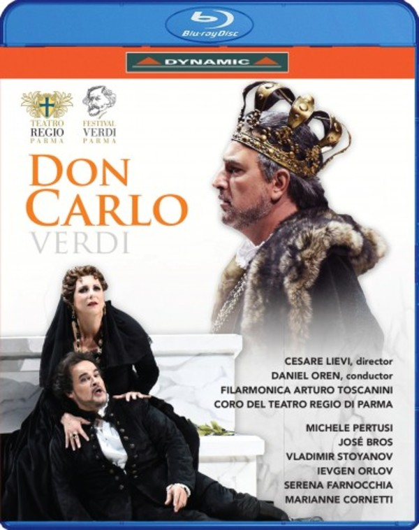 Verdi - Don Carlo (Blu-ray) | Dynamic 57776
