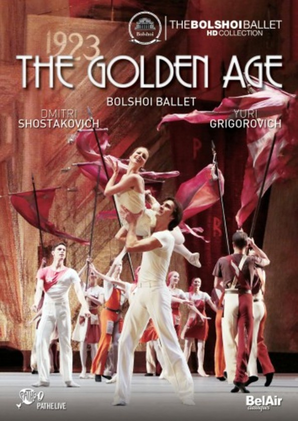Shostakovich - The Golden Age (DVD) | Bel Air BAC143