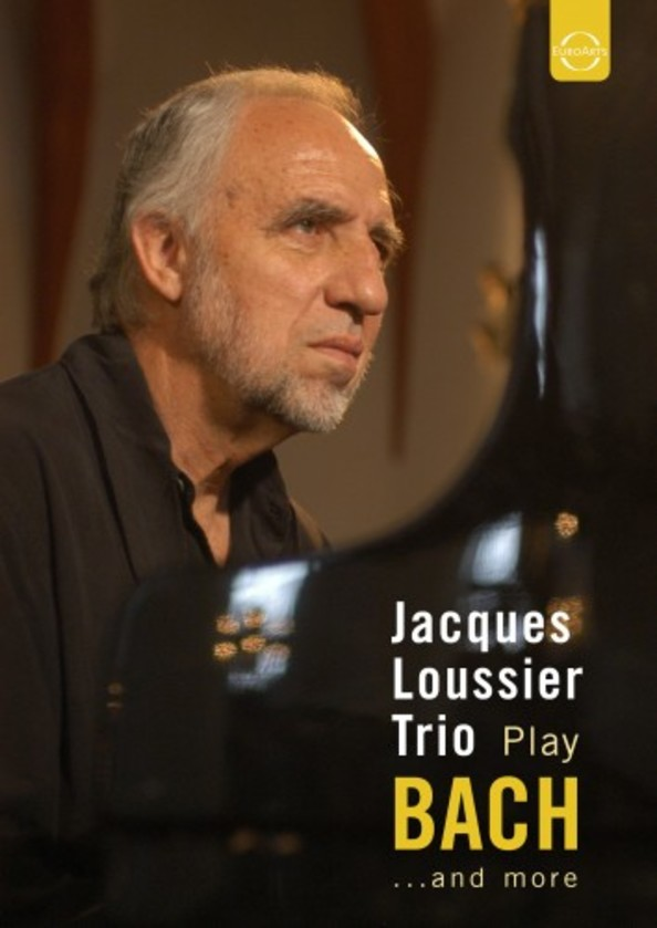 Jacques Loussier Trio play Bach and more (DVD) | Euroarts 2054068