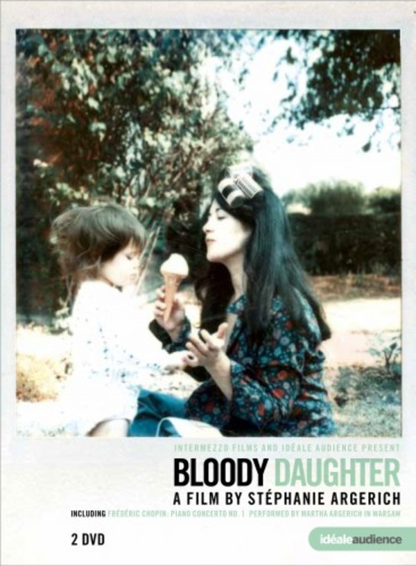 Bloody Daughter: A Film by Stephanie Argerich (DVD) | Euroarts 4273908