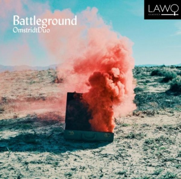 Omstridt Duo: Battleground | Lawo Classics LWC1128