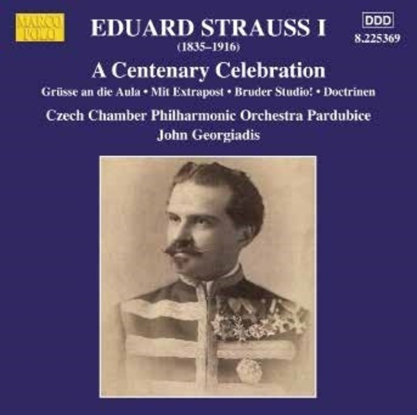 Eduard Strauss: A Centenary Celebration | Marco Polo 8225369
