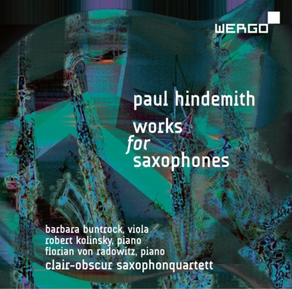 Paul Hindemith - Works for Saxophones