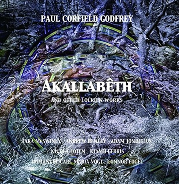 Paul Corfield Godfrey - Akallabeth and Other Tolkien Works | Prima Facie PFCD059