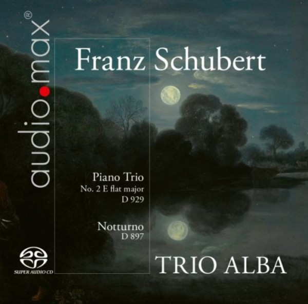 Schubert - Piano Trio no.2, Notturno D897 | Audiomax AUD9032013