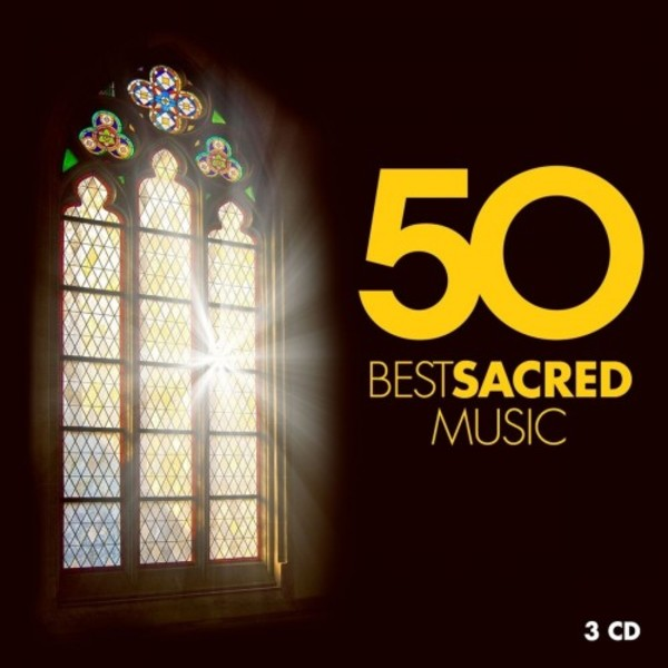 50 Best Sacred Music | Warner 9029578239