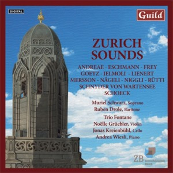 Zurich Sounds | Guild GMCD742425