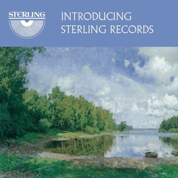 Introducing Sterling Records | Sterling CDS2012