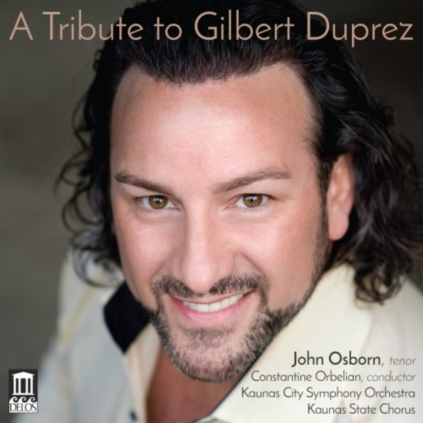A Tribute to Gilbert Duprez | Delos DE3532