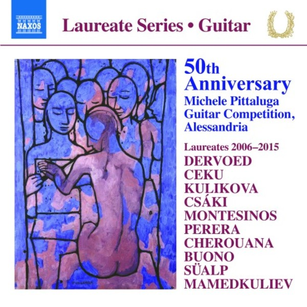 Michele Pittaluga Guitar Competition: 50th Anniversary | Naxos 8573850