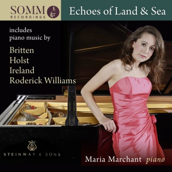Echoes of Land & Sea | Somm SOMMCD0174