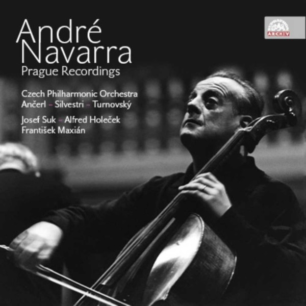 Andre Navarra: Prague Recordings