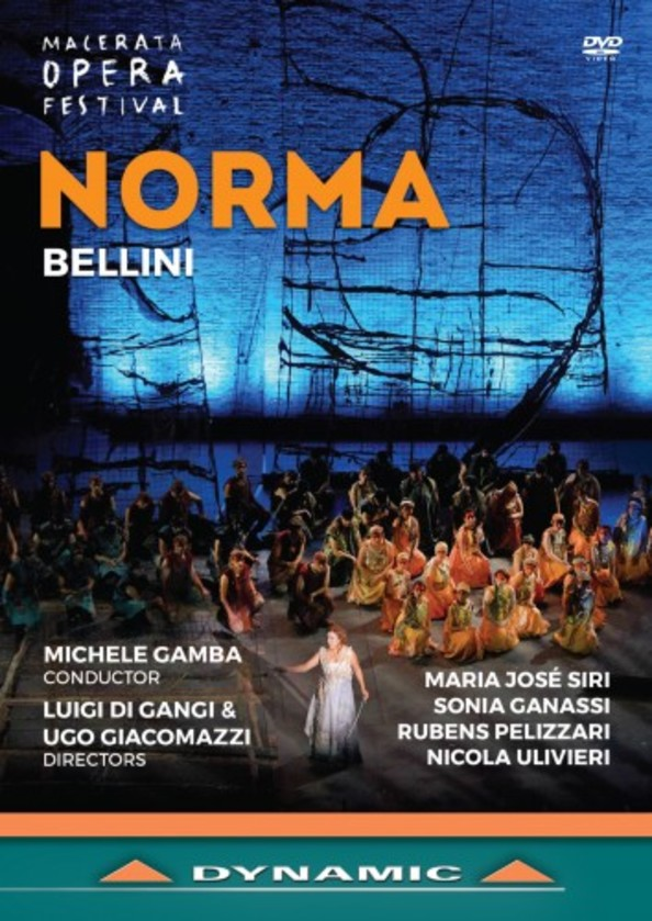 Bellini - Norma (DVD) | Dynamic 37768