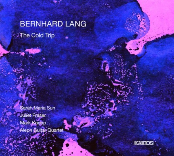 Bernhard Lang - The Cold Trip