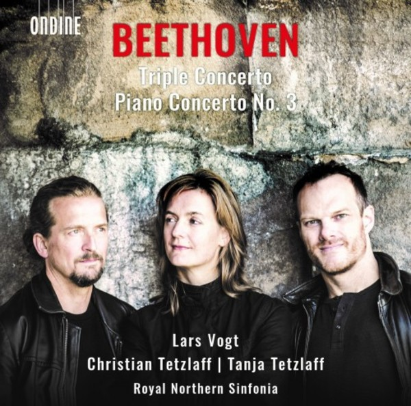 Beethoven - Triple Concerto, Piano Concerto no.3