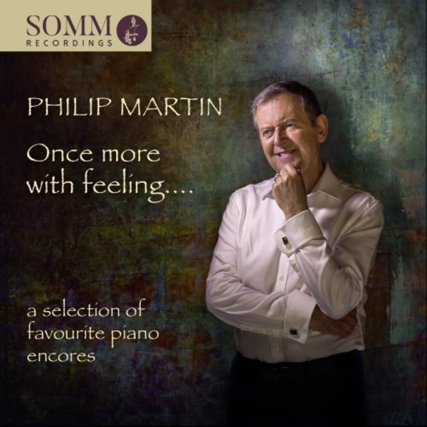 Once more with feeling... A selection of favourite piano encores | Somm SOMMCD0176