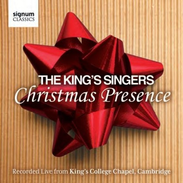 The King's Singers: Christmas Presence | Signum SIGCD497