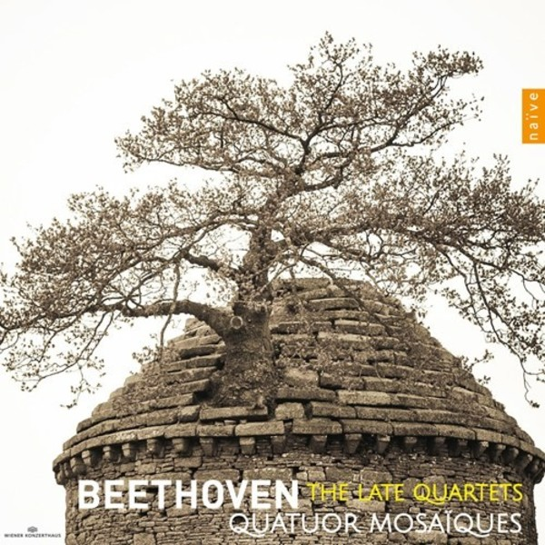 Beethoven - The Late Quartets