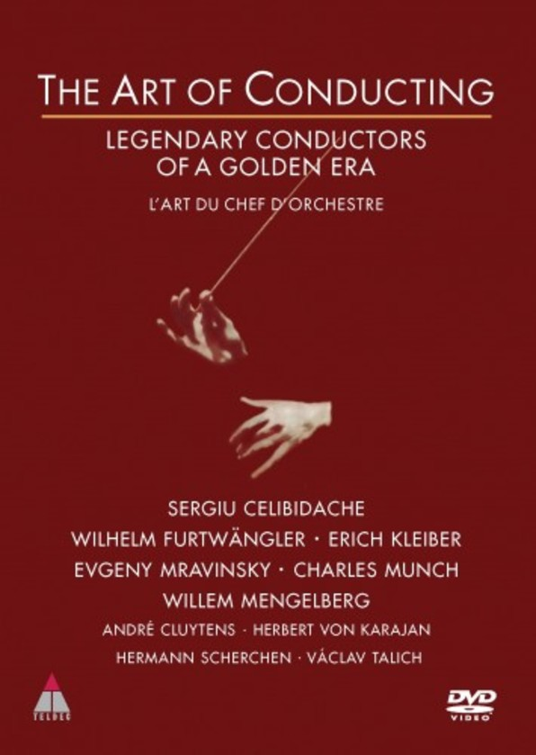 Art of Conducting - Legendary Conductors of A Golden Era | Warner - NVC Arts 0927426682