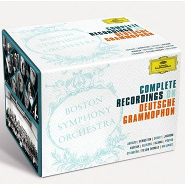Boston Symphony Orchestra: The Complete Recordings on Deutsche Grammophon