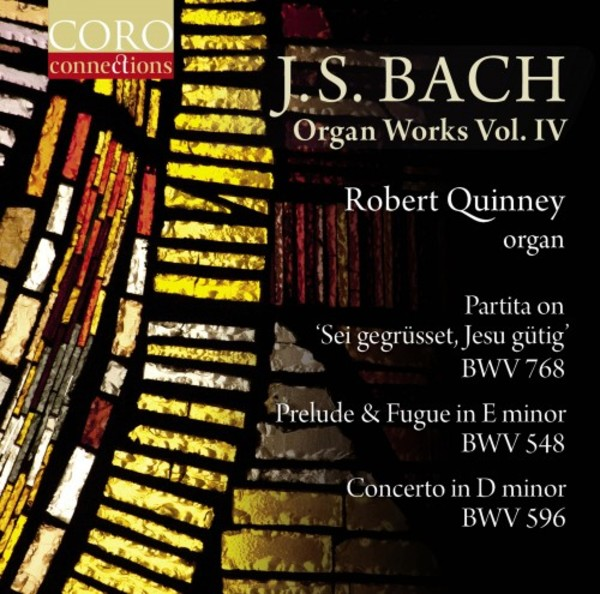 JS Bach - Organ Works Vol.4