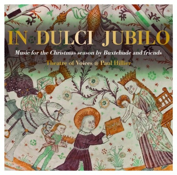 In dulci jubilo: Music for the Christmas season by Buxtehude & friends | Dacapo 6220661